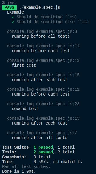 first-test