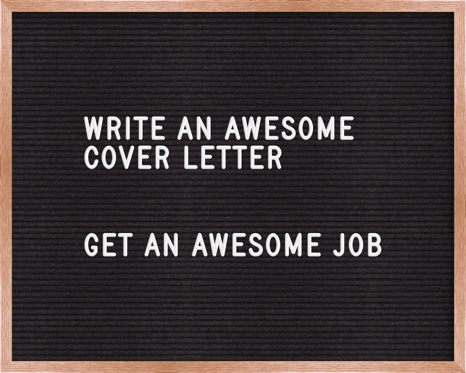 The Cover Letter that Got me a Remote Front End Developer Job
