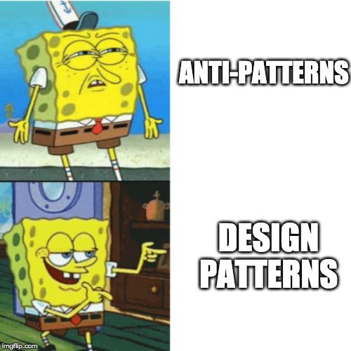 anti-vs-design-patterns