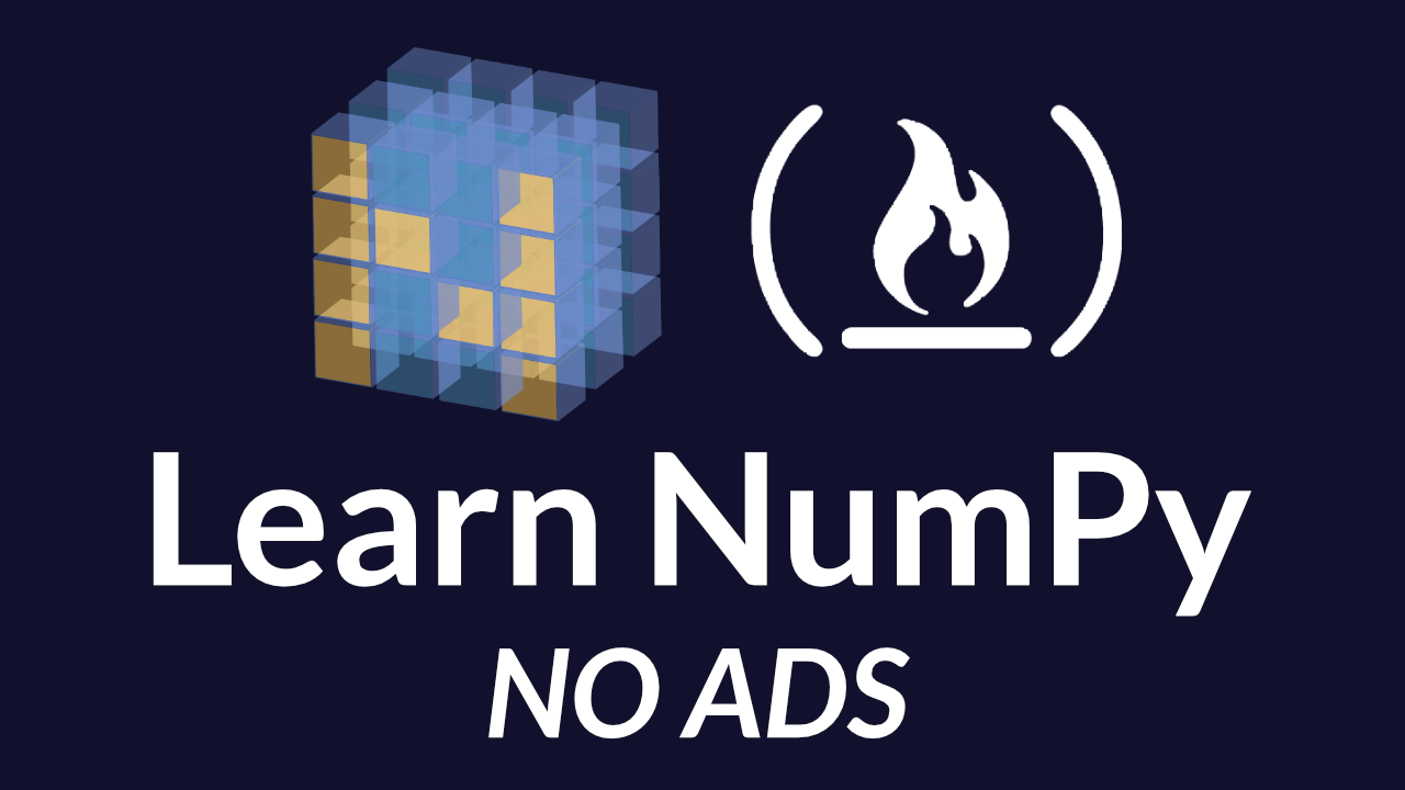 Learn NumPy and start doing scientific computing in Python