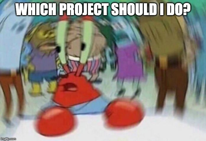 which-project-should-i-do