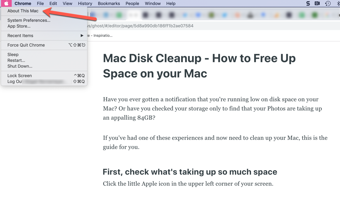 Mac Disk Cleanup - How to Free Up Space on your Mac