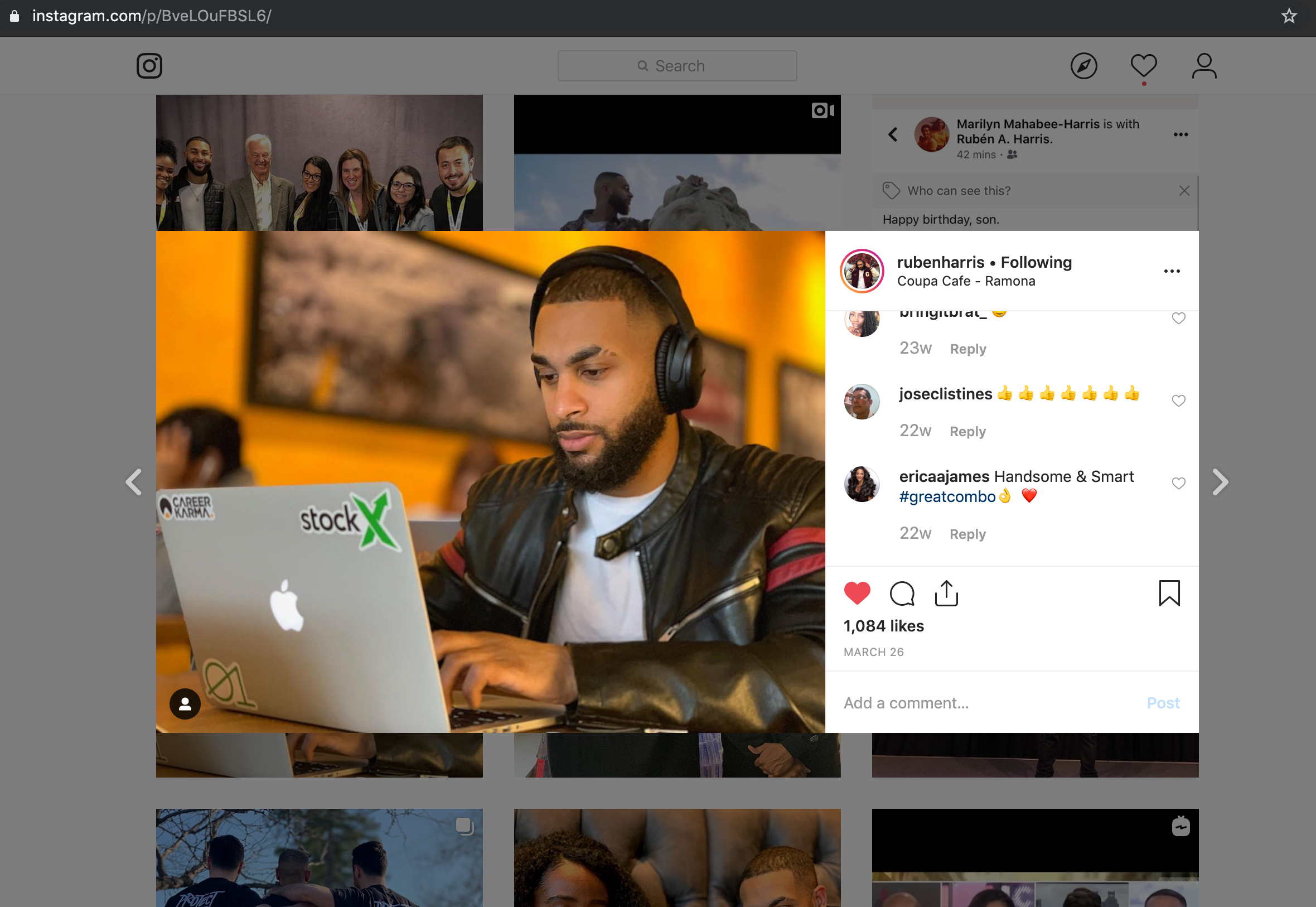 How To Download Instagram Photos Save Images To Your Pc Or Mac From Chrome With No Tools Necessary