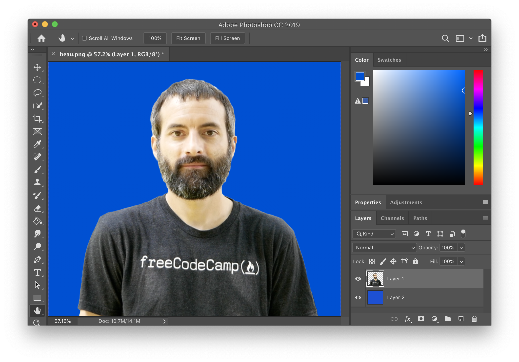 How To Turn A Picture Into A Cartoon With Photoshop Cc