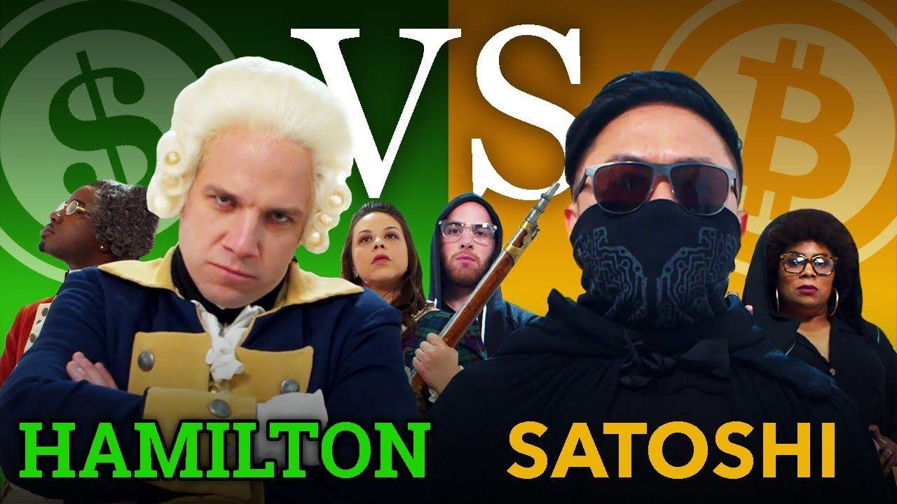 bitcoin vs satoshi)