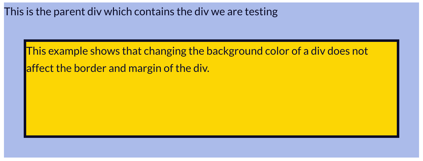Html Background Color Tutorial How To Change A Div Background Color Explained With Code Examples