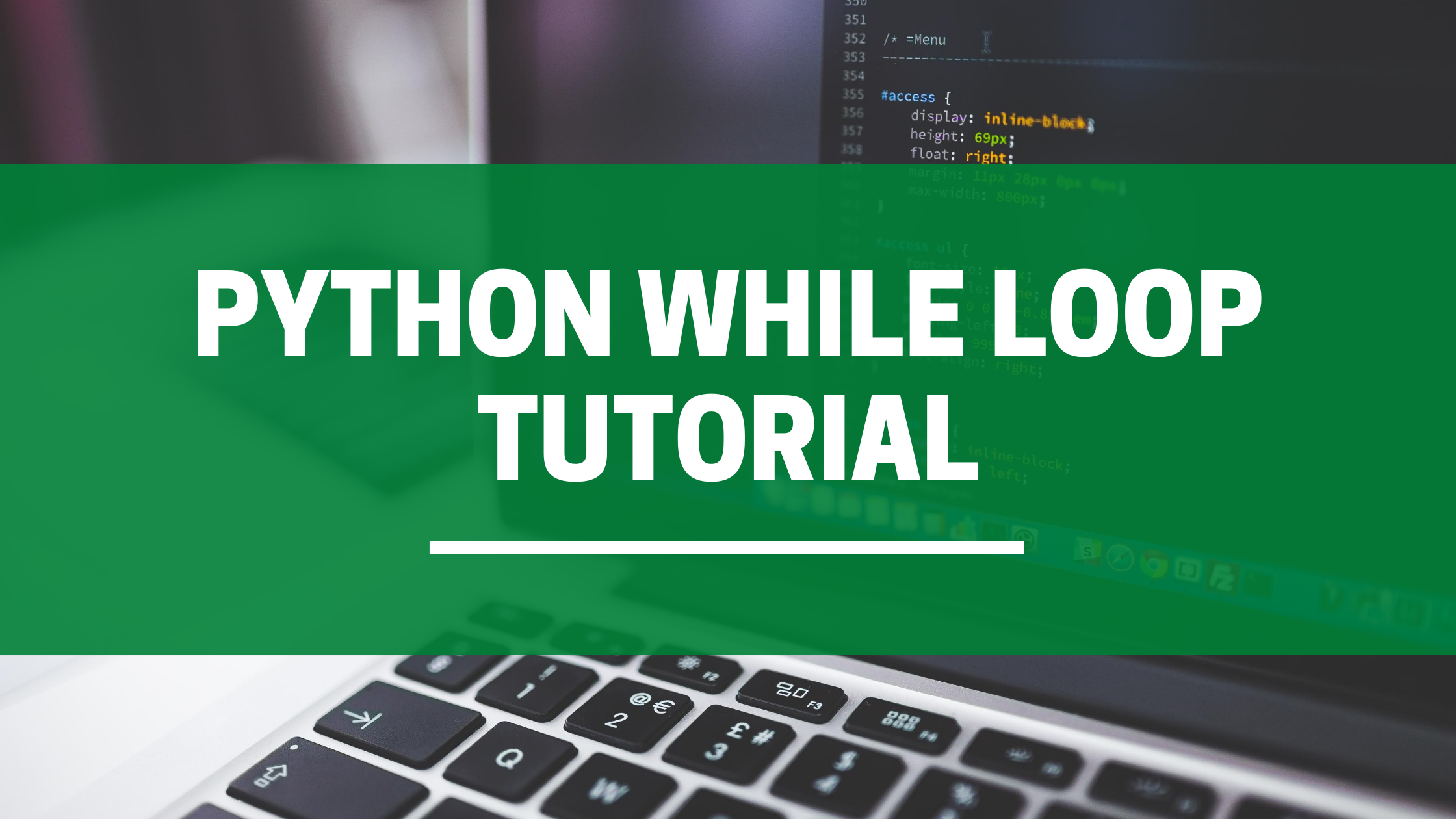 How While Loops Work in Python