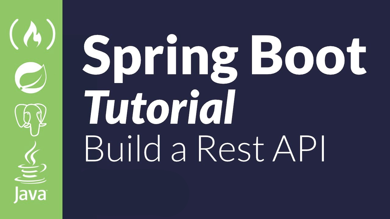 Use Spring Boot and Java to create a Rest API (Tutorial)