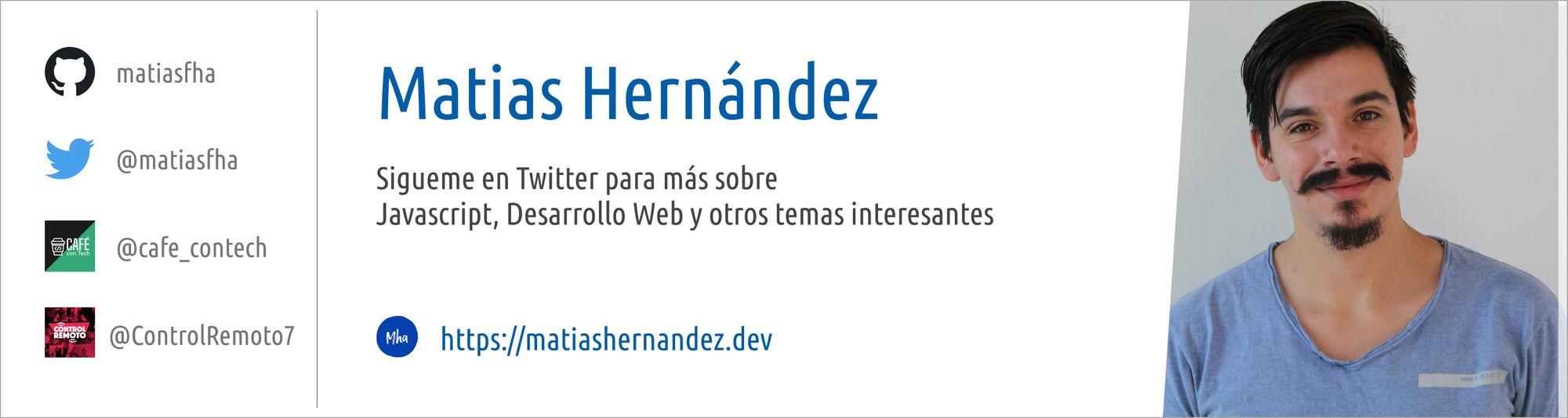 Social Card: Sígueme en Twitter