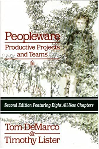 Peopleware by Tom DeMarco & Timothy Lister