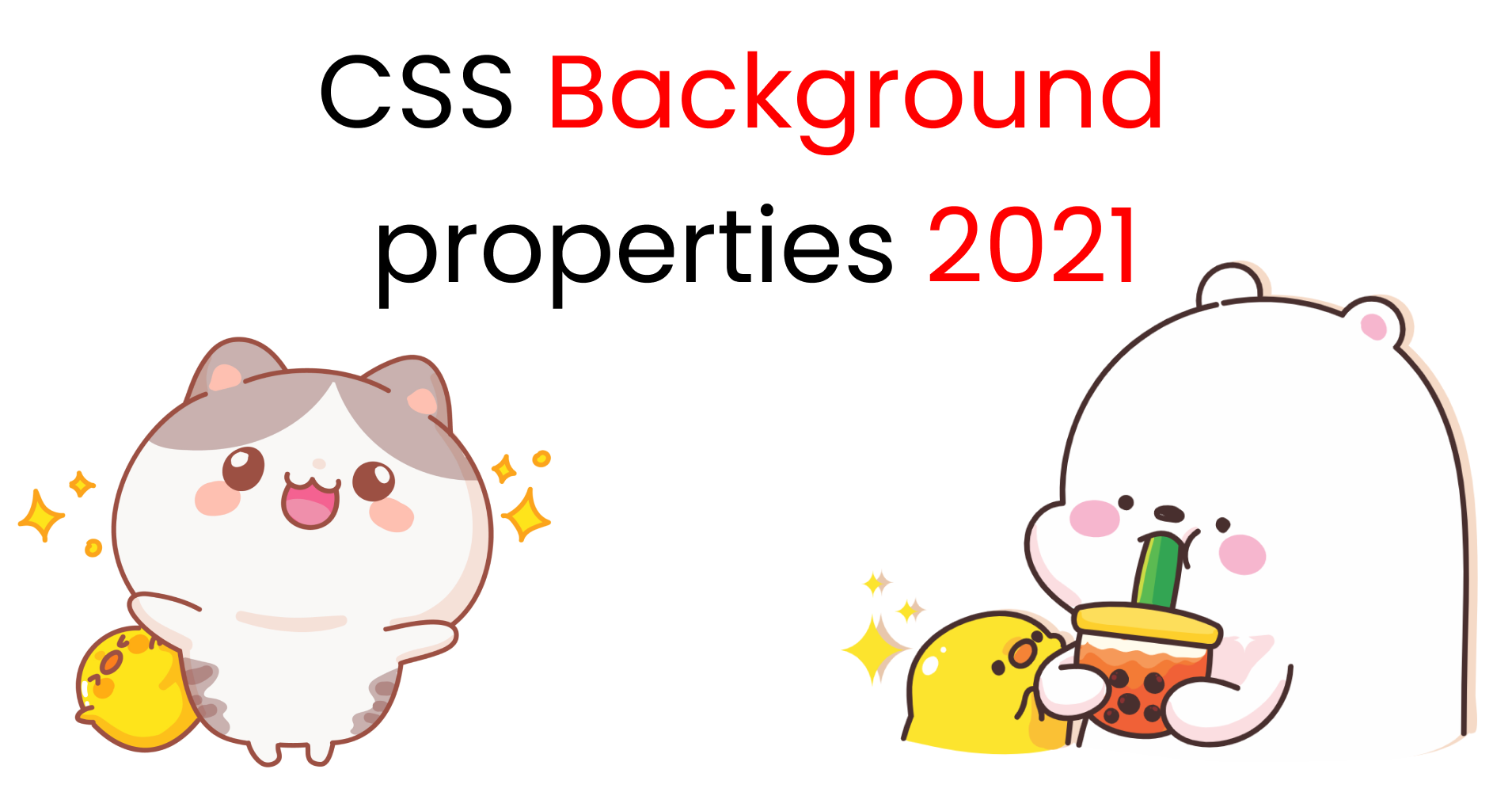 Every CSS Background Property Illustrated and Explained with Code Examples 🎖️