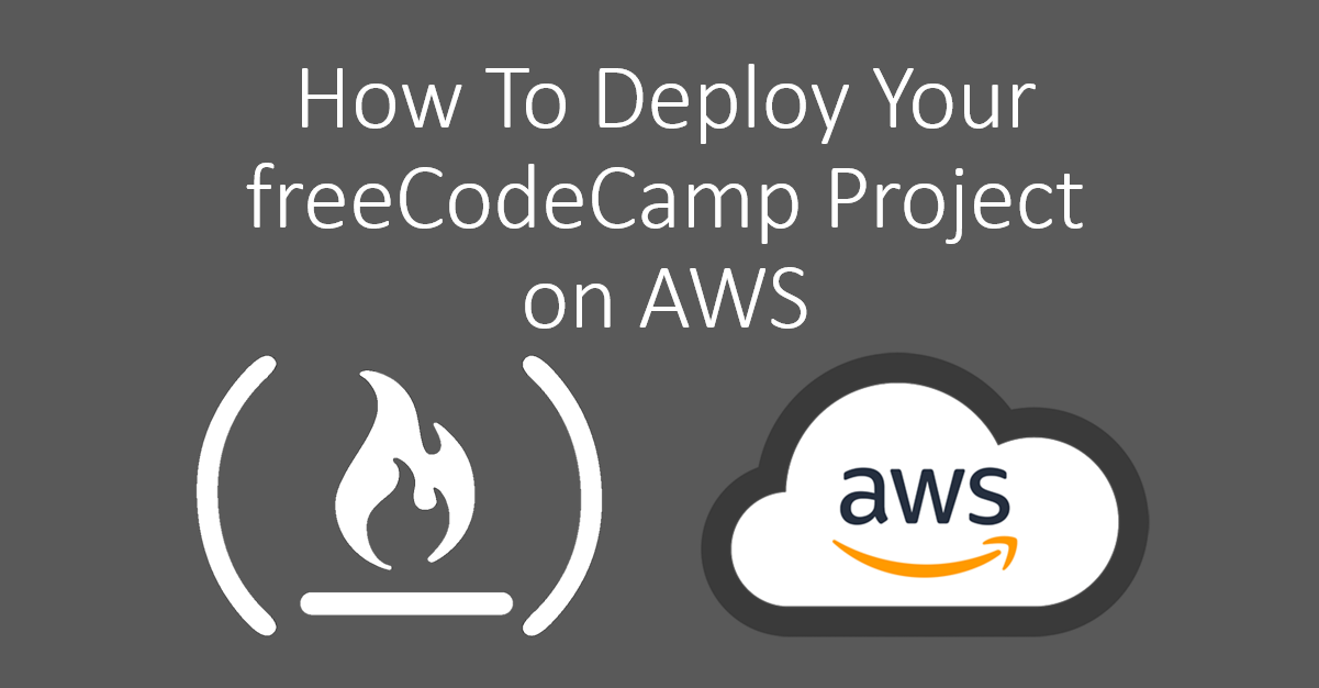 How to Deploy Your freeCodeCamp Project on AWS – A Beginner's Guide to the Cloud