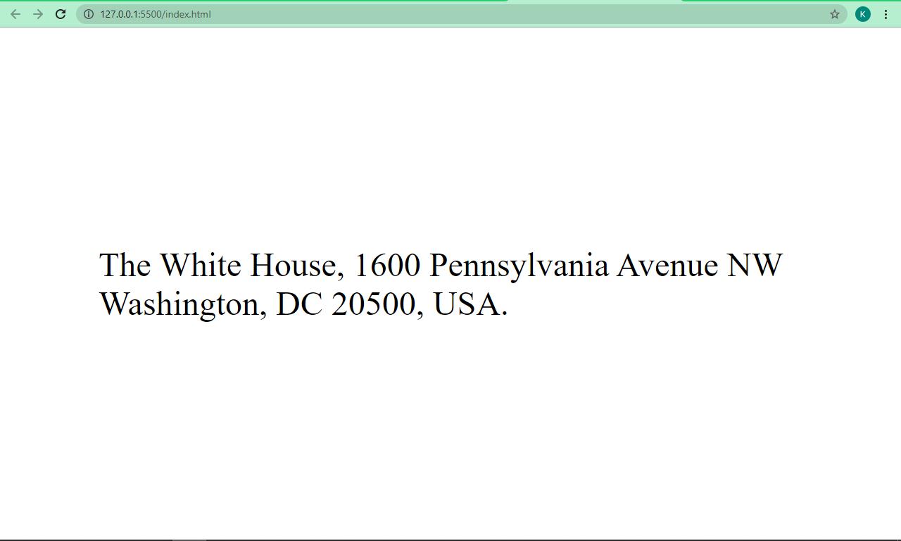 address-without-line-breaks
