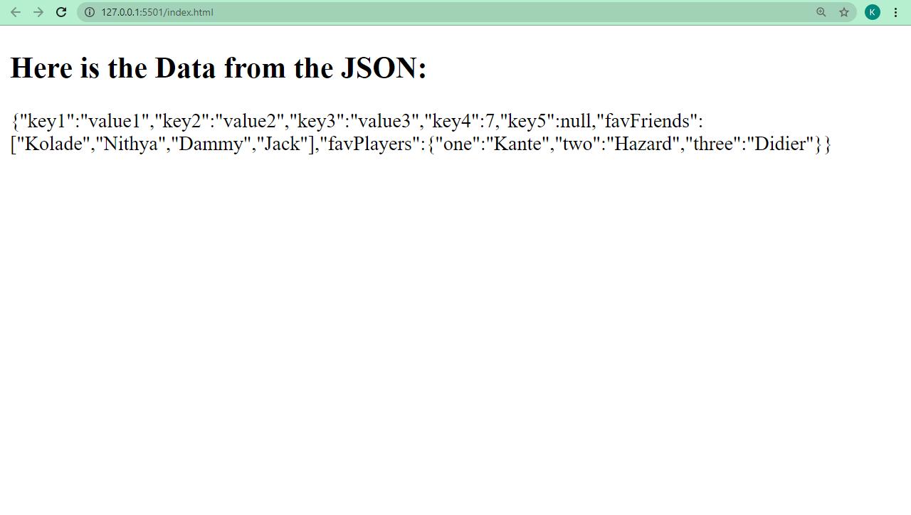 json-stringify-method