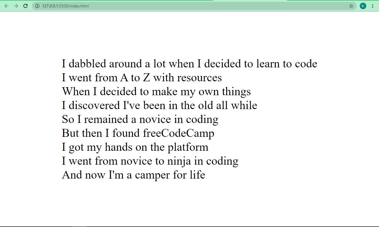 poem-with-line-break