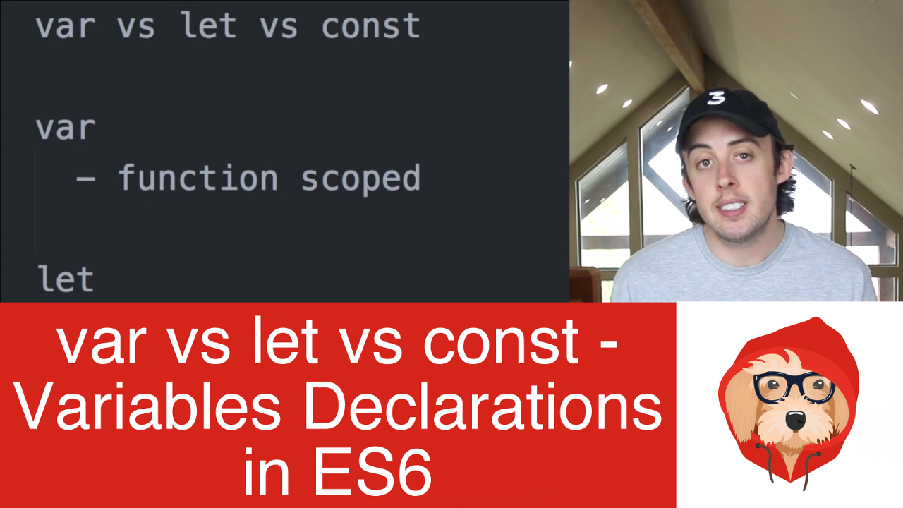 When to use var vs let vs const in JavaScript