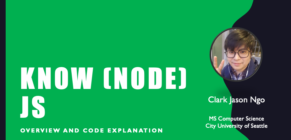 Understanding Hello World in Node.js