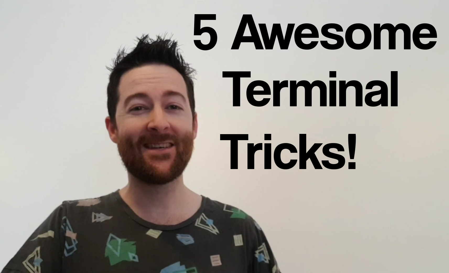 5 Awesome Terminal Tricks to Help You Level Up as a Developer