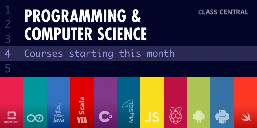 650+ Free Online Programming & Computer Science Courses You Can Start This September