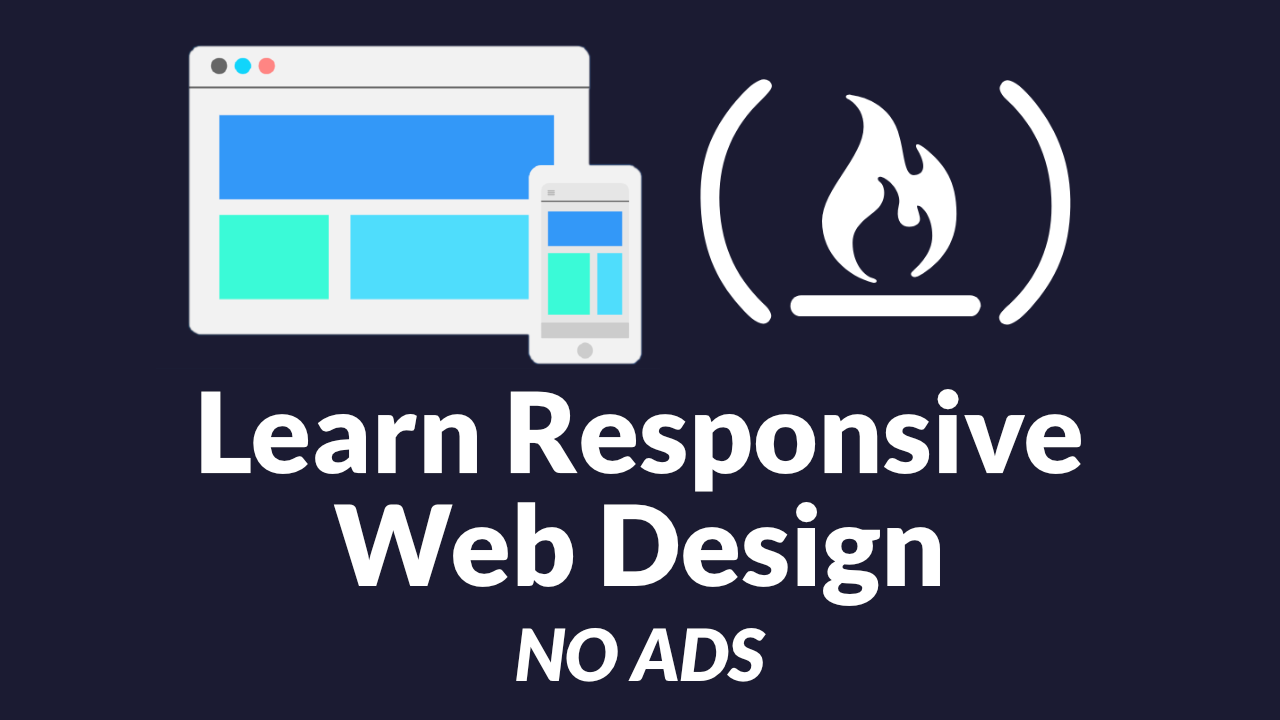 Master responsive website design with this free four-hour course