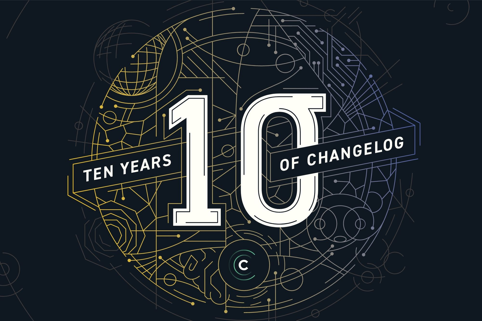 Open Source Moves Fast: 10 years of The Changelog