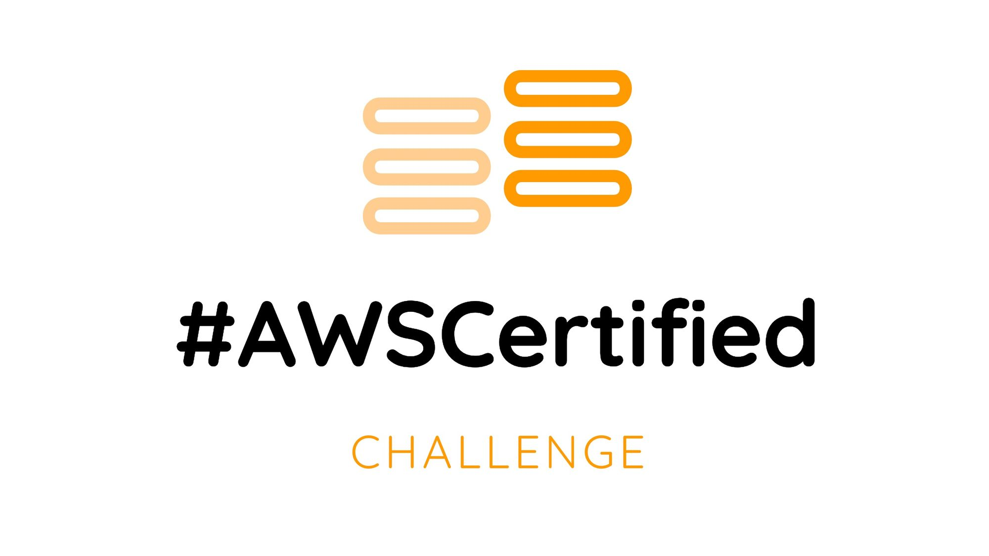 Introducing The #AWSCertified Challenge: A Path to Your First AWS Certifications