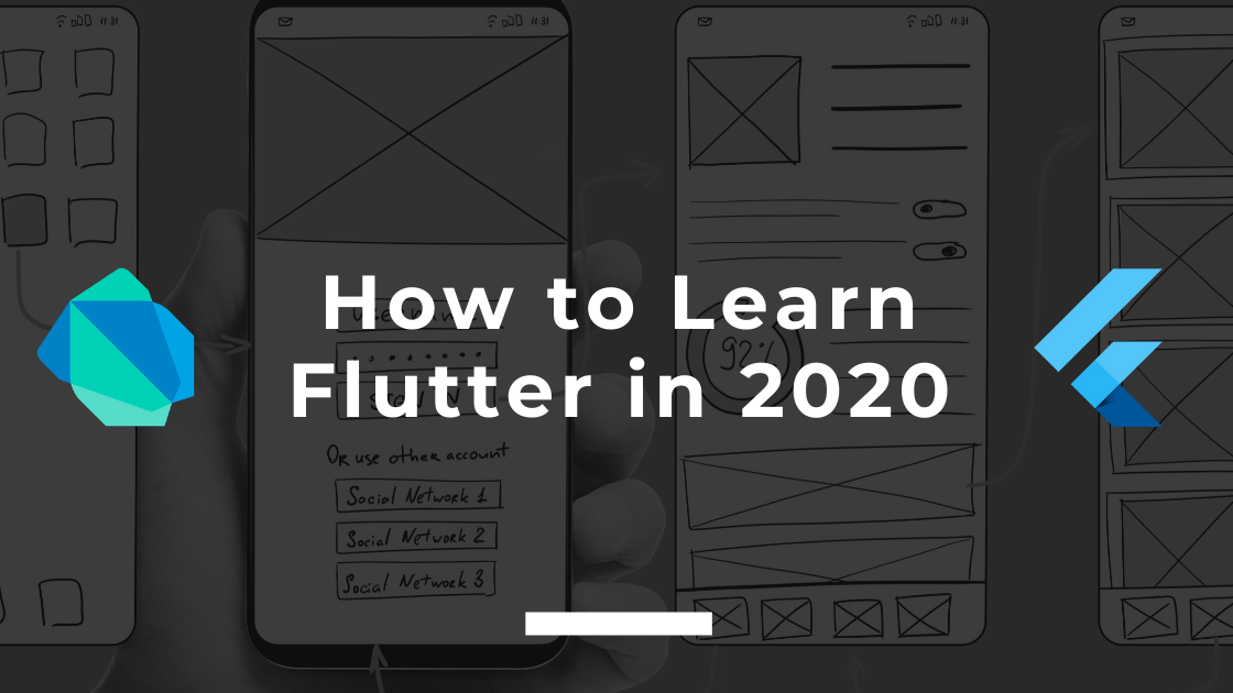 How to Learn Flutter in 2020