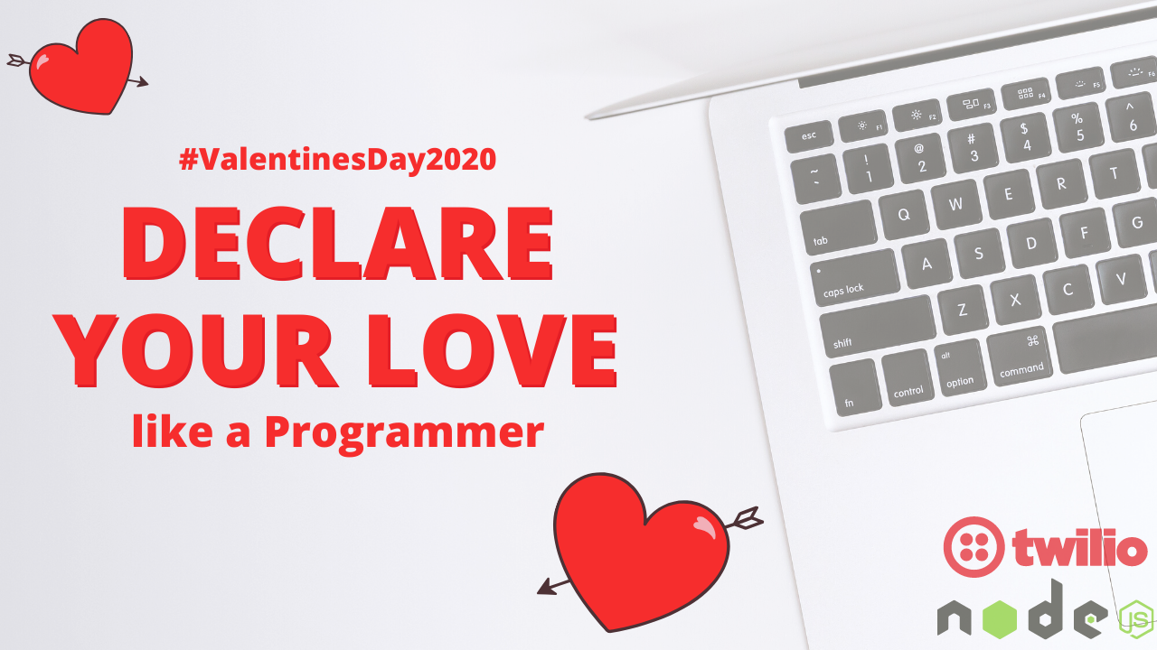 How to Declare Your Love Like a Programmer ❤️