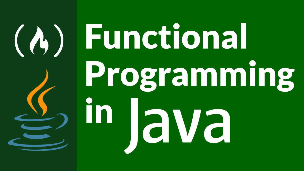 Learn Functional Programming in Java - Full Course