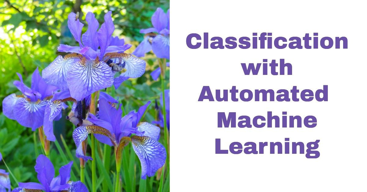 How to Perform Classification with Automated Machine Learning (AutoML)