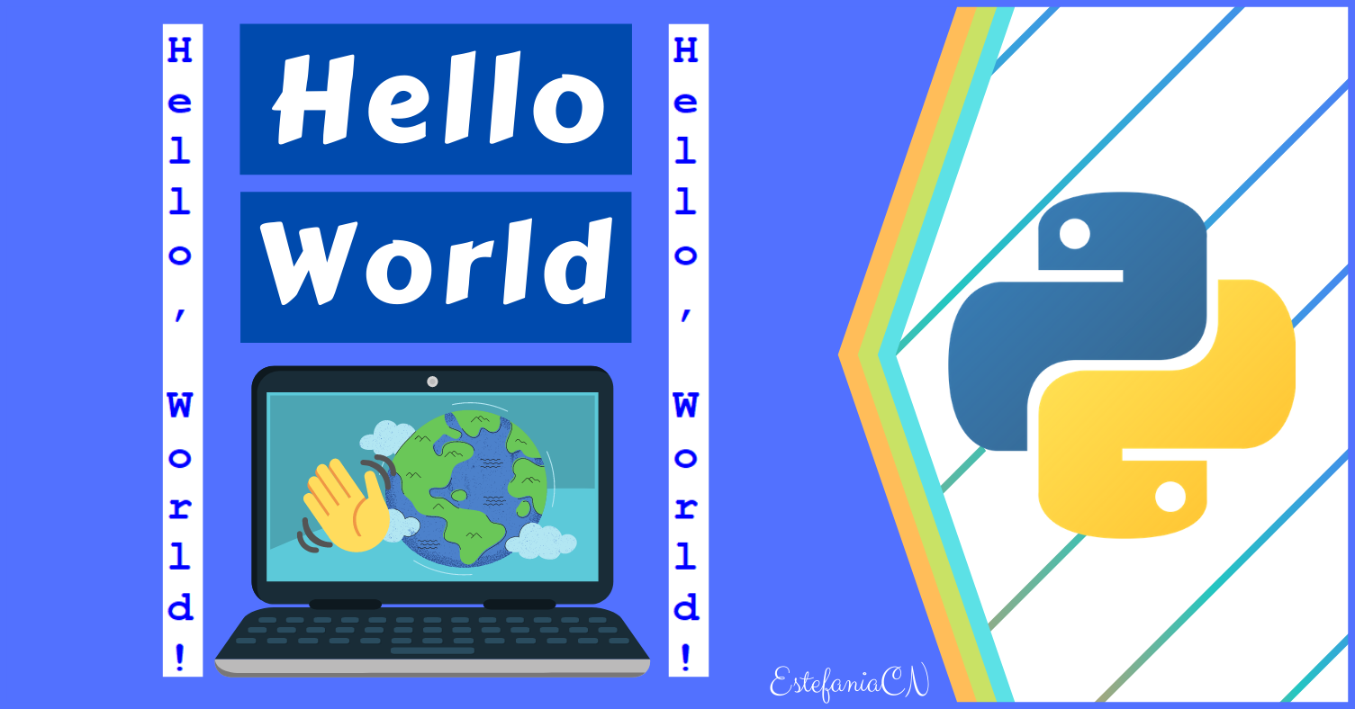 Hello World Programming Tutorial for Python