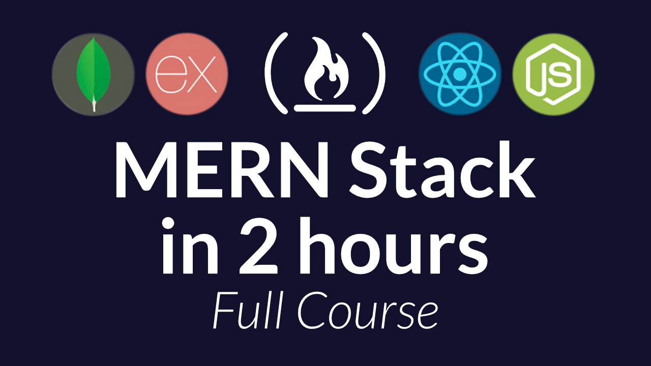 Learn the MERN stack by building an exercise tracker app (MERN Tutorial)