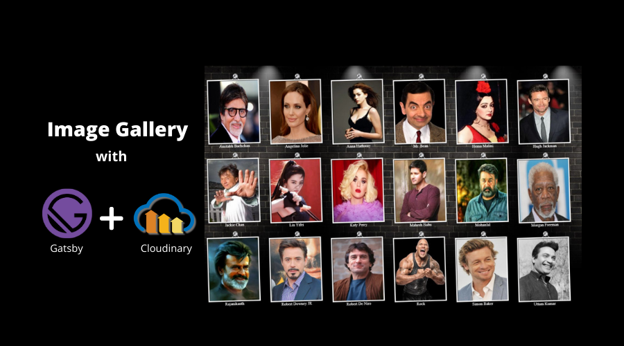 How to Create an Image Gallery Using Gatsby and Cloudinary