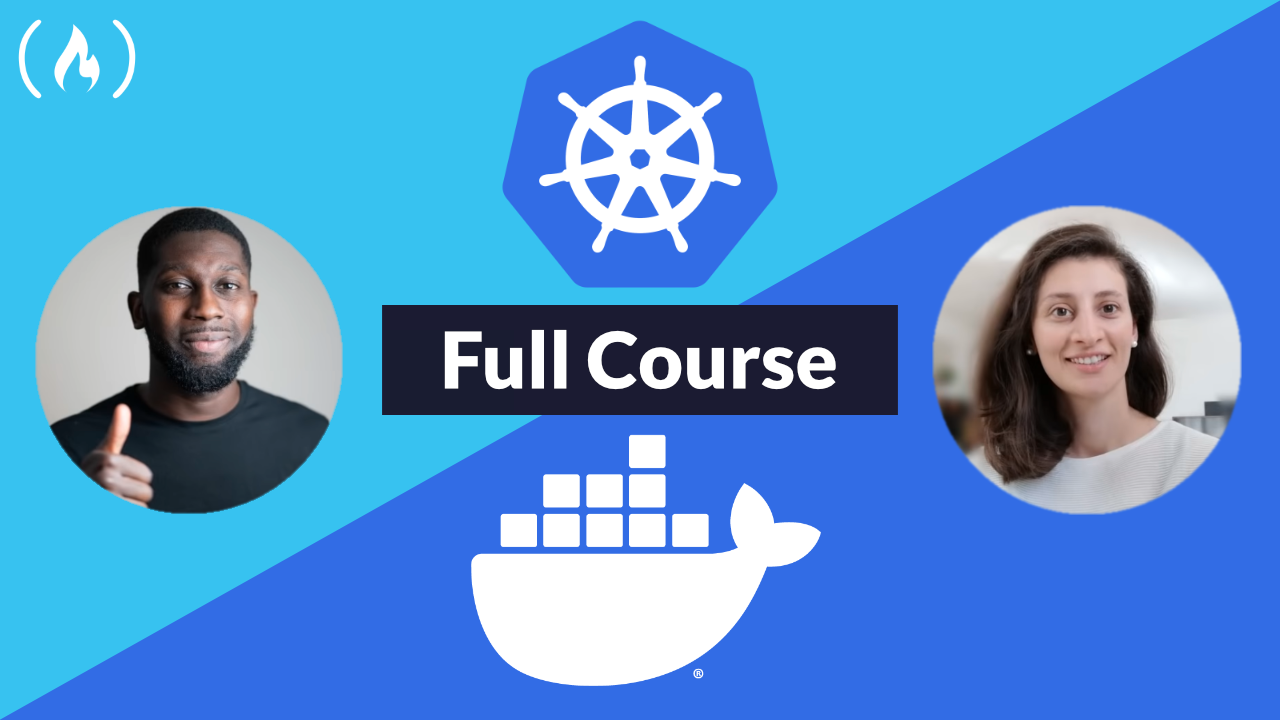 Free 4-Hour Course on Docker and Kubernetes
