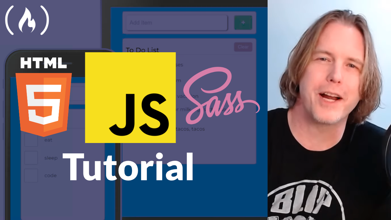 Build an Accessible Web App with HTML, Sass, and JavaScript