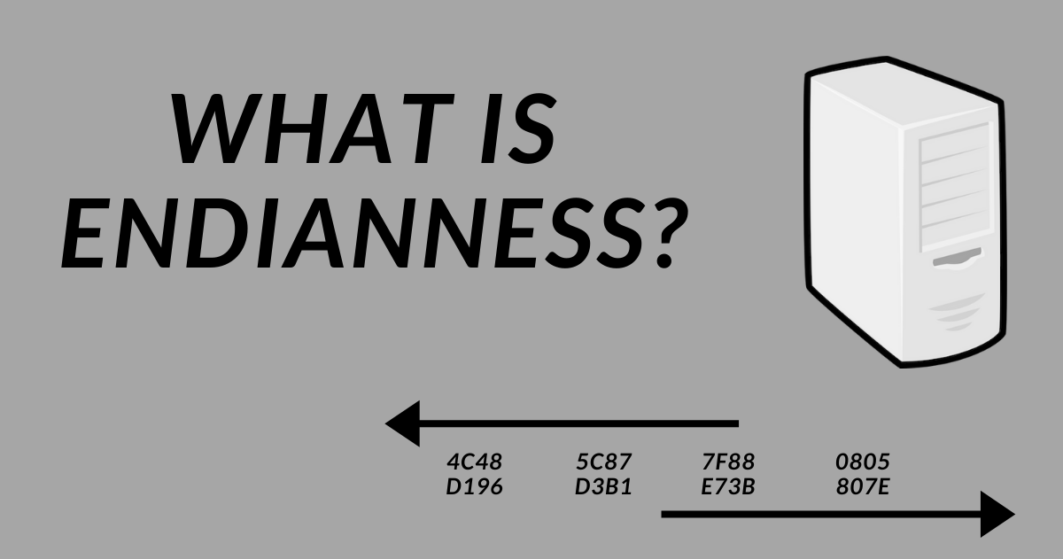 What is Endianness? Big-Endian vs Little-Endian Explained with Examples