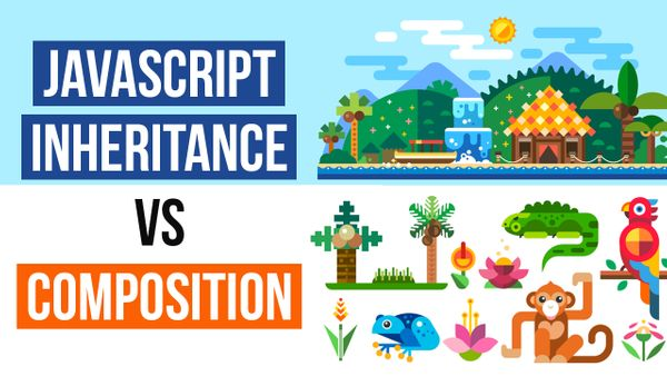 JavaScript Inheritance vs Composition