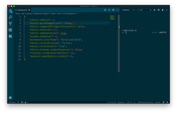 How to Create Code Profiles in VSCode