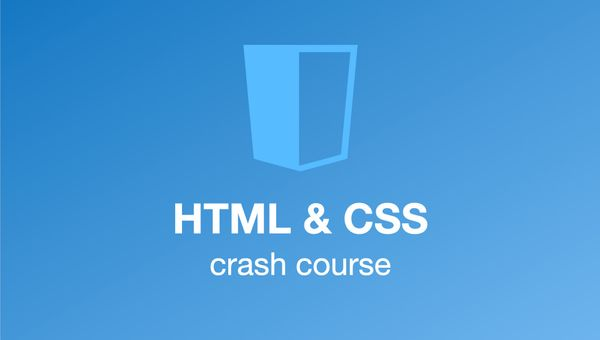 Want to learn to build websites? Try our free HTML & CSS crash course