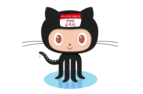 A quick guide to changing your GitHub username