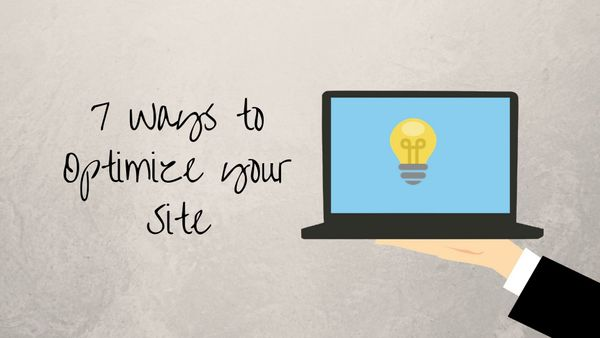 7 Effective Ways To Speed Up Your Site