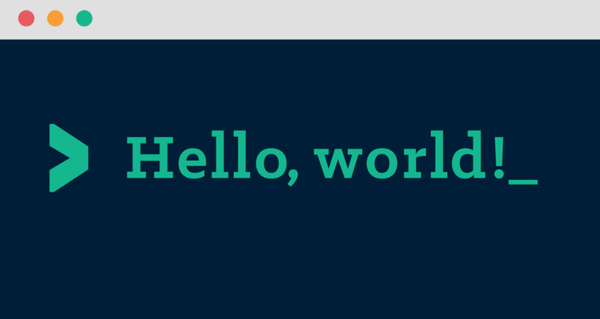 Here are Hello World app examples for every major programming language - all in one GitHub repository