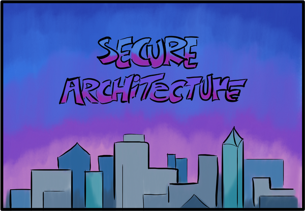 How to make your app's architecture secure right now: separation, configuration, and access