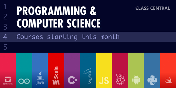 550+ Free Online Programming & Computer Science Courses You Can Start This October