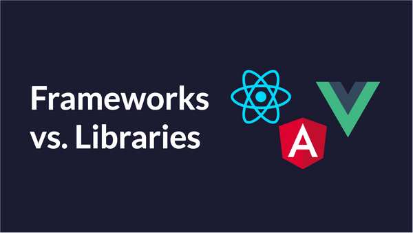 What's the Difference Between a Framework and Library?
