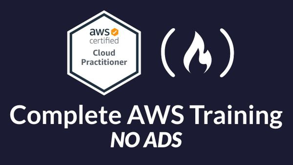 AWS Certified Cloud Practitioner Training 2019 - A Free 4-hour Video Course