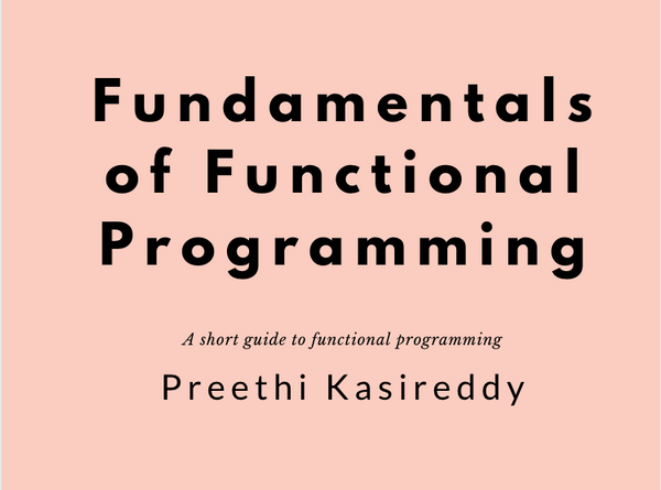 Learn the fundamentals of functional programming