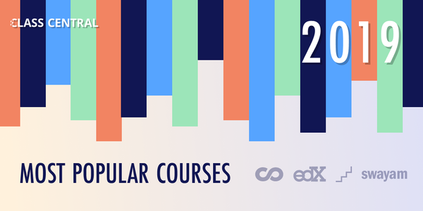 The 100 Most Popular Free Online Courses of 2019