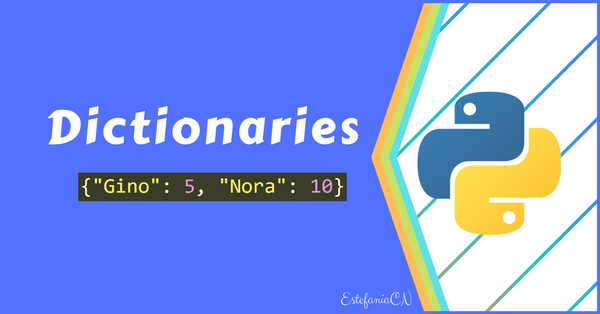 Python Dictionaries 101: A Detailed Visual Introduction