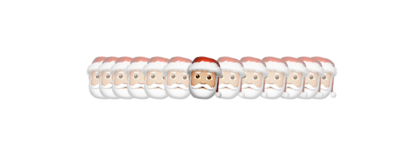 Concurrency, parallelism, and the many threads of Santa Claus 🎅